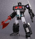 Takara Transformers Masterpiece MP-10B Black Convoy